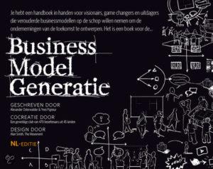 Business Model Generatie Alexander Osterwalder & Yves Pigneur_boek@Bureau Goed Gevonden