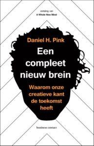Een compleet nieuw brein Daniel H. Pink_boek@Bureau Goed Gevonden