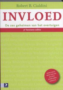 Invloed Robert B. Cialdini_boek@Bureau Goed Gevonden