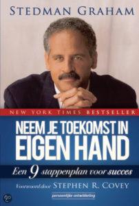 Stedman Graham Neem je toekomst in eigen hand_boek@Bureau Goed Gevonden