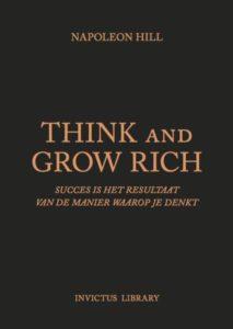Think and grow rich N. Hill Bureau Goed Gevonden