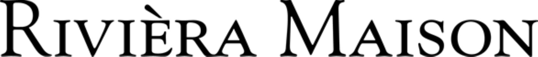 logo Riviera Maison kant van Bureau Goed Gevonden