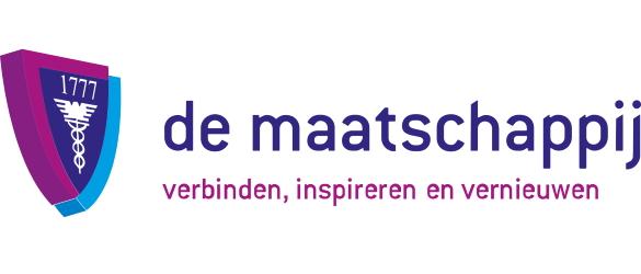 logo De Maatschappij klant van Bureau Goed Gevonden